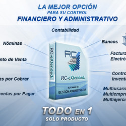 RC-Extended para PyMEs